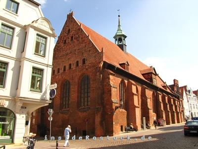 Heiligen-Geist-Kirche Wismar